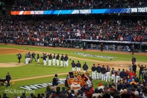 Cleveland Indians Celebration