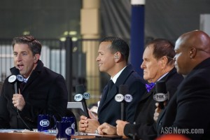 Fox Sports with Alex Rodriguez, Pete Rose, Frank Thomas