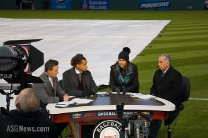 ESPN Baseball Tonight with Chris Archer